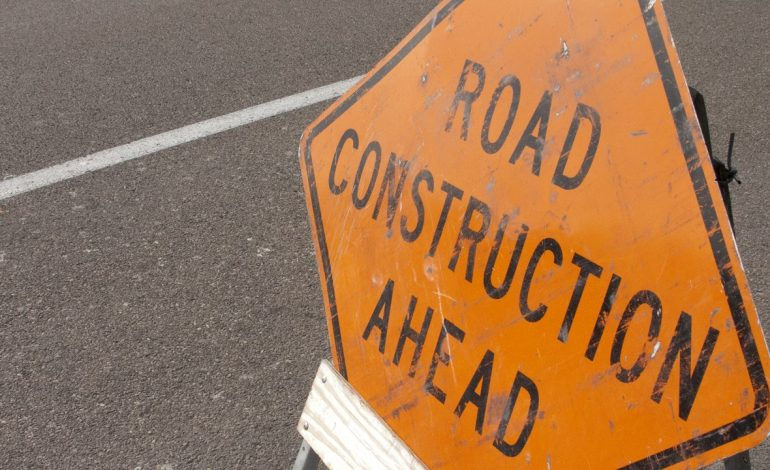 Road Work to Begin in Henderson