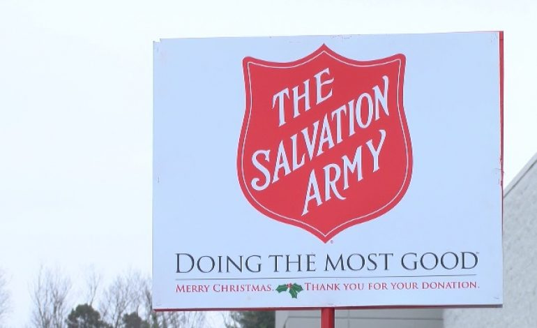 Salvation Army Red Kettles to be Matched by Anonymous Donor