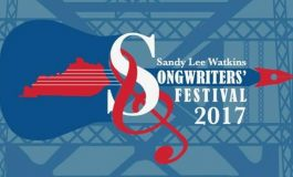 Updated Schedule Of Artists, Venues Released For Sandy Lee Watkins Songwriters Festival