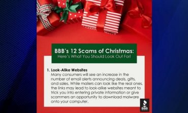 Scam Central: 12 Scams of Christmas