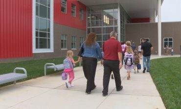 McCutchanville Elementary Opens Its Doors For The First Time