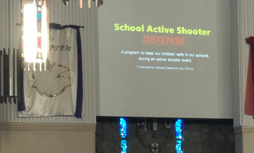 School Active Shooter Defense Presentation Calls For Armed Teachers