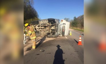 I-64 Reopens Following Semi Rollover Accident In Dubois County