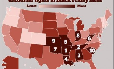 Holiday Stress Getting To Hoosiers, Indiana 8th Most Likely For Black Friday Brawls