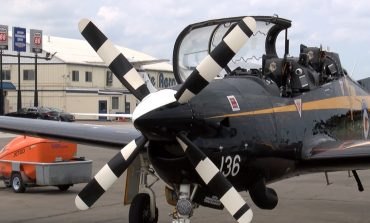 Final Checks For ShrinersFest Airshow
