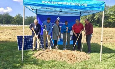 Ground Breaking Ceremony Held for Newburgh Solar Power Facility