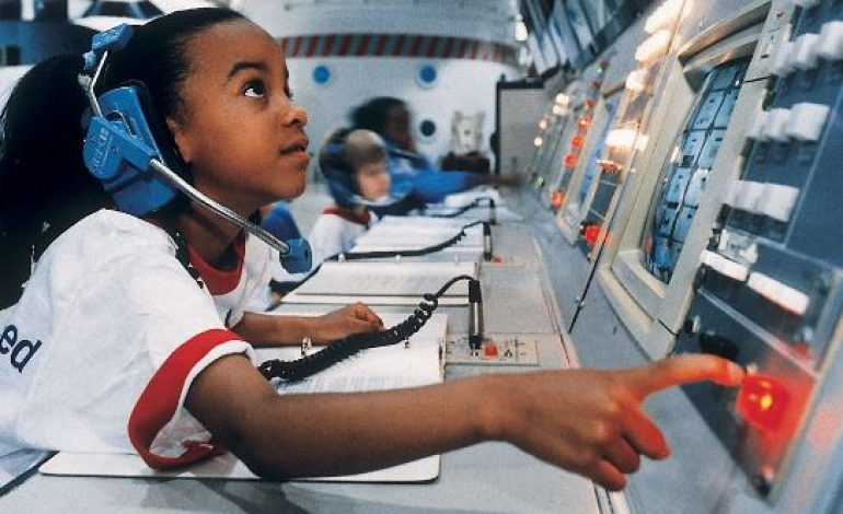 Tri-State Students Can Attend Space Camp
