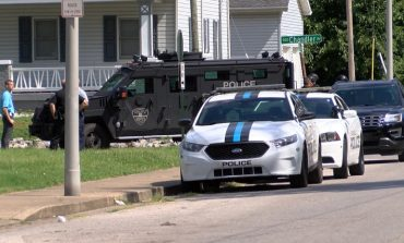 Stand Off on East Chandler Avenue Resolved, Suspect in Custody
