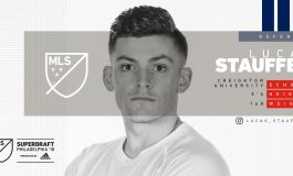Owensboro Native Stauffer Selected in MLS Draft