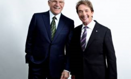 Steve Martin and Martin Short Coming to Evansville