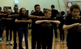 Students Celebrate Black History Month With Unique Performance