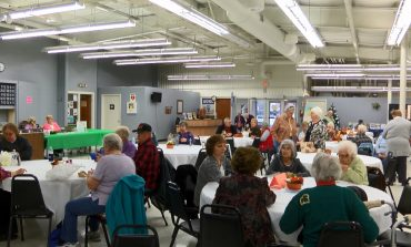 Seniors Get Their Turkey Early At Annual SWIRCA's Thanksgiving Lunch
