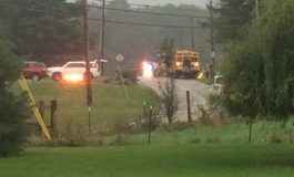 School Bus Accident in Vanderburgh County