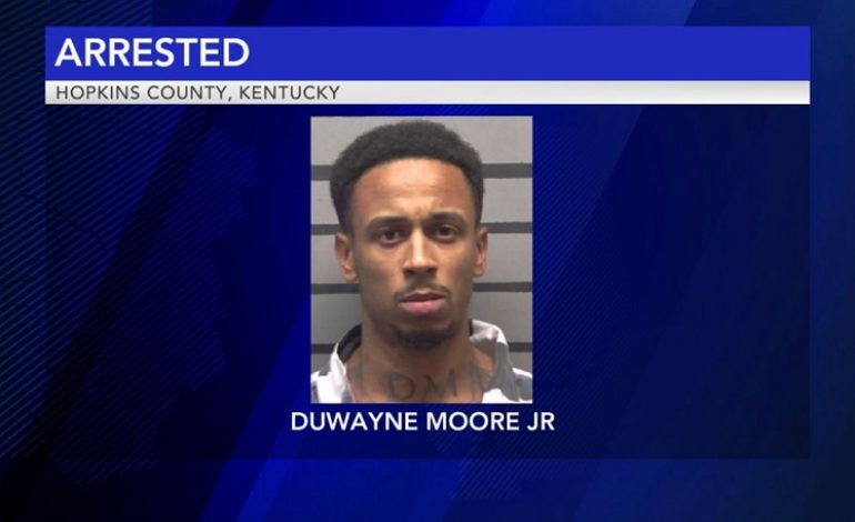 Man Arrested in Connection to Madisonville Shooting