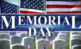 Memorial Day Ceremonies to Honor Those who Served