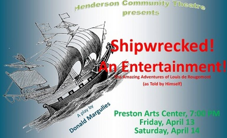 Shipwrecked! An Entertainment!