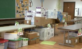 St. Vincent Collects Presents for Families in Need