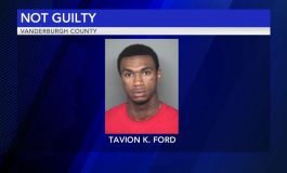 Jury Finds Man Not Guilty Following Two Day Trial