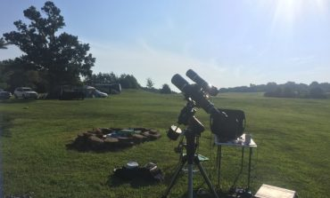 'Shadow Chaser' Watches The Eclipse With Some Special Equipment