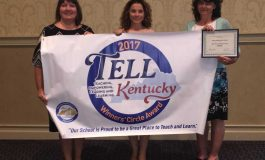 Estes Elementary Receives State Recognition for TELL Survey