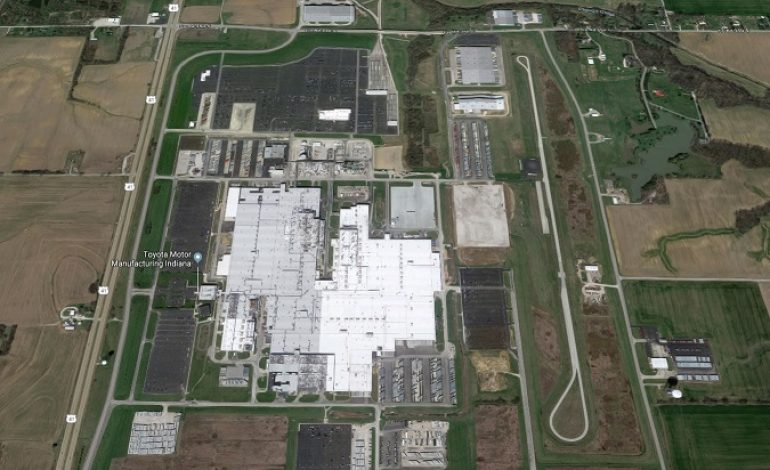 Contract Worker Injured at Toyota Plant in Princeton