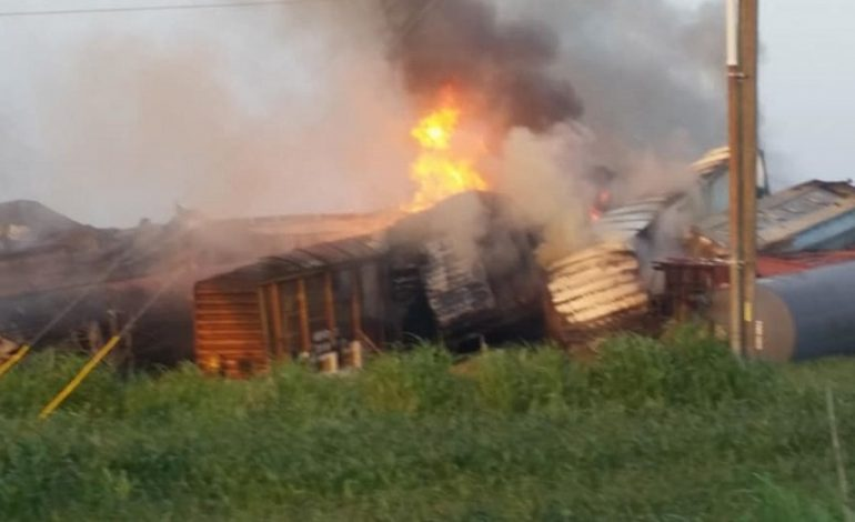 Train Derailment in Gibson County Leads to Evacuations