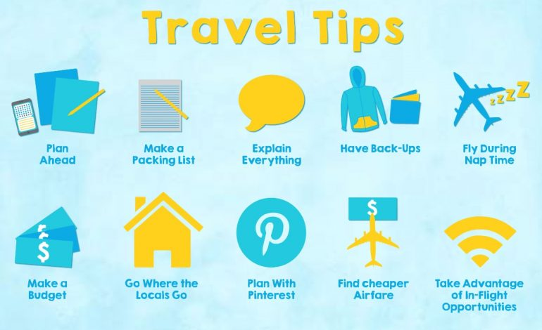 Safety Tips For Holiday Travels