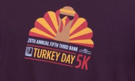 Runners Getting Ready For Turkey Day 5K