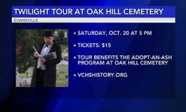 Inside The Community: Twilight Tour at Oak Hill Cemetery