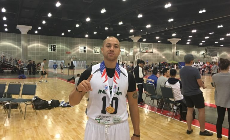 Evansville Police Officer Recognized for Role in World Police and Fire Games