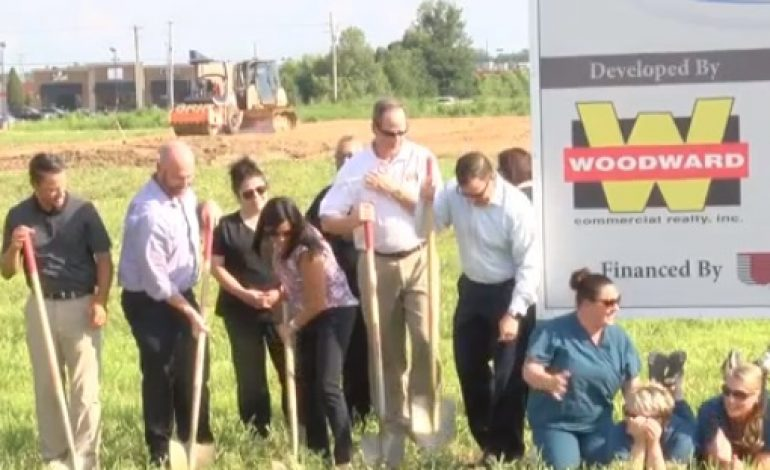 Talley Eye Institute Breaks Ground on Medical Building