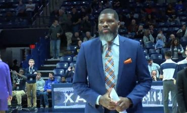 Aces Men's Basketball Improves in 91-85 Loss to Xavier