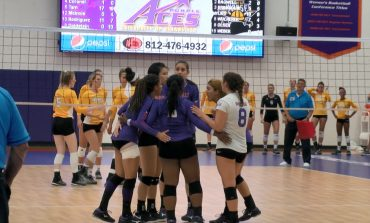 UE Volleyball Faces Stiff Competition at Hospitality Invite
