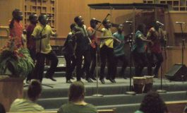 Ugandan Choir Raises Child Poverty Awareness at Evansville Church