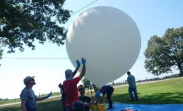 USI Balloon Experiment Underway In Kentucky