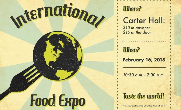 USI International Food Expo Set for Feb. 16th