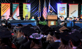 Hundreds Of Students Graduate From The University Of Southern Indiana