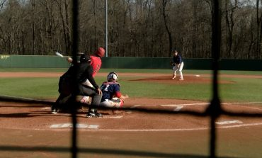 Chase Partain Leads USI Baseball to 4-Game Sweep