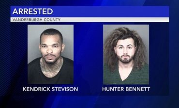 Two Arrested in Vanderburgh County Home Invasion