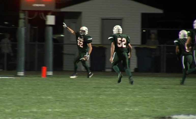 44Blitz: Vincennes Lincoln Clinches Share of Big Eight