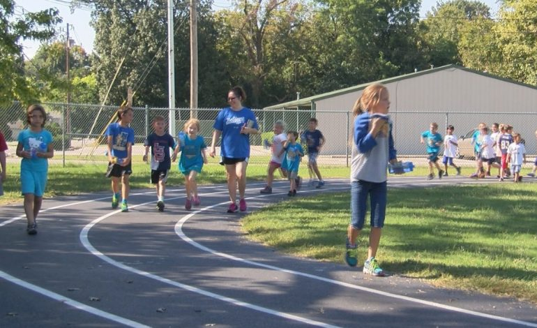 Newburgh Elementary Students Race Past Fundraising Goal For Walk-A-Thon