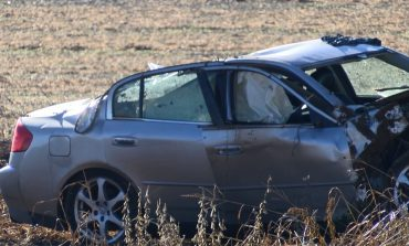 Two People Air Lifted To Hospital Following Warrick County Crash