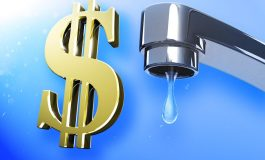 Water Rate Increase to Help with Costs of Pipelines