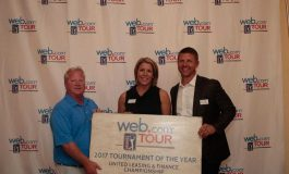United Leasing And Finance Championship Receives Tournament Of The Year Award