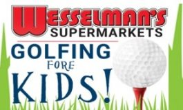 Golfing Fore Kids Golf Scramble