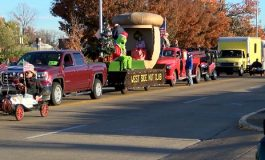 Evansville Prepares for Annual Christmas Parade