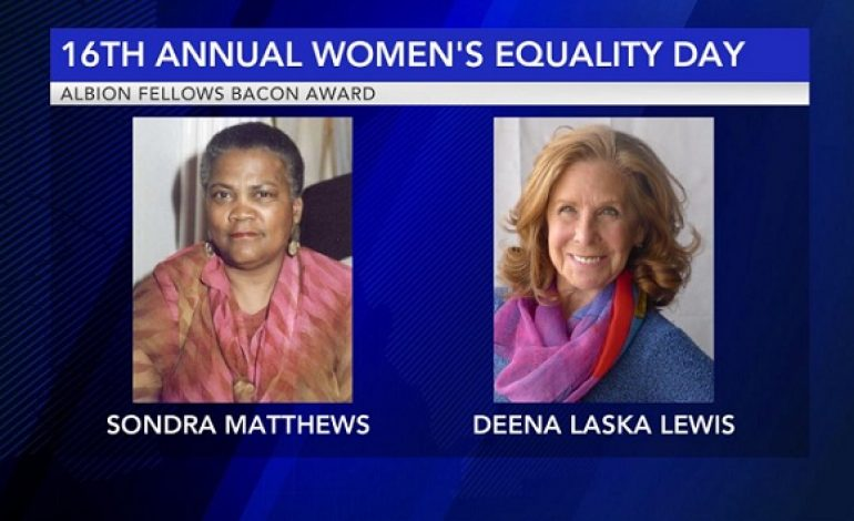 Women in the Community Honored at Women's Equality Luncheon