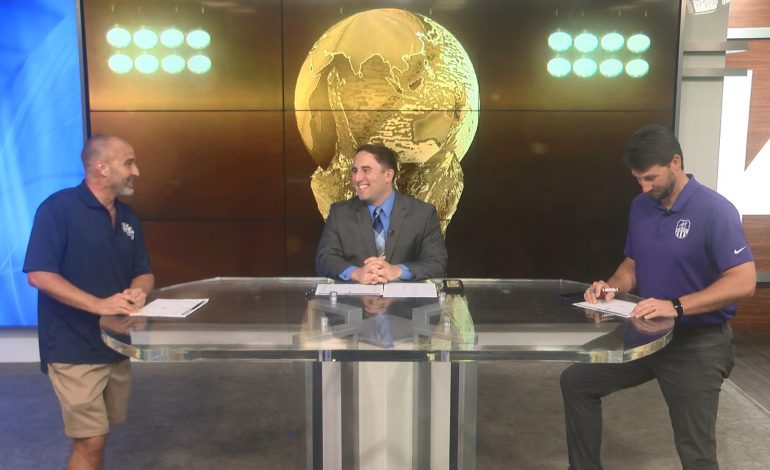 USI and UE Men's Soccer Coaches Face off in World Cup Prediction Show