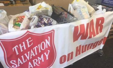 Salvation Army Launches War On Hunger Campaign