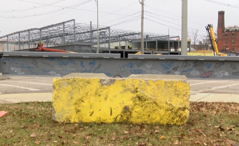 Frame Construction Wraps Up on New YMCA